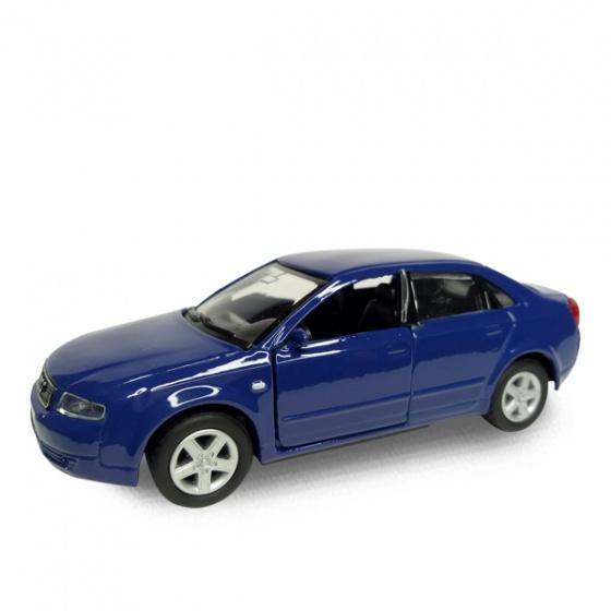 Xe mô hình AUDI A4 WELLY 42318CW