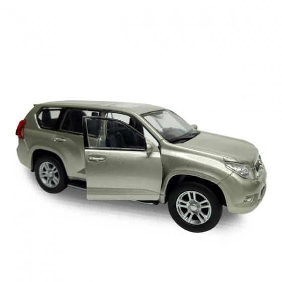 Xe mô hình Toyota Land Cruiser Prado WELLY 43630L-CW