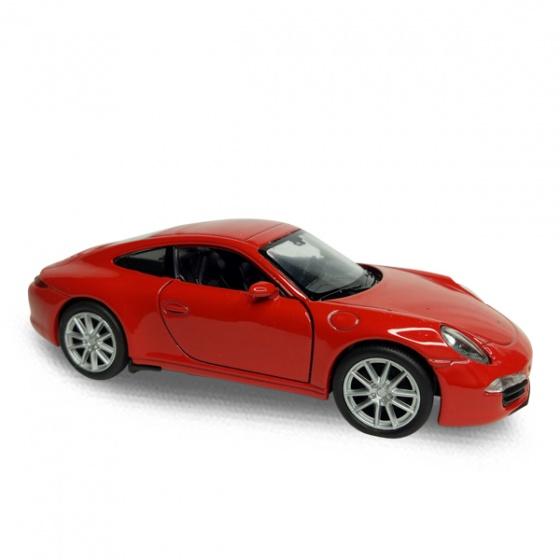 Xe mô hình Porsche 911 Carrera S WELLY 43661CW