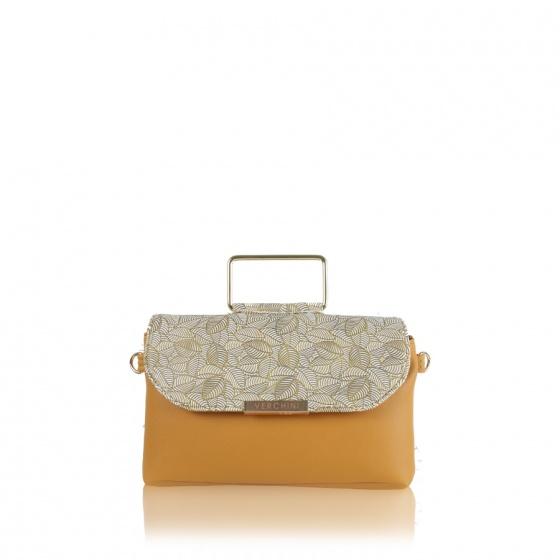 Túi thời trang Verchini màu vàng lá 13000376