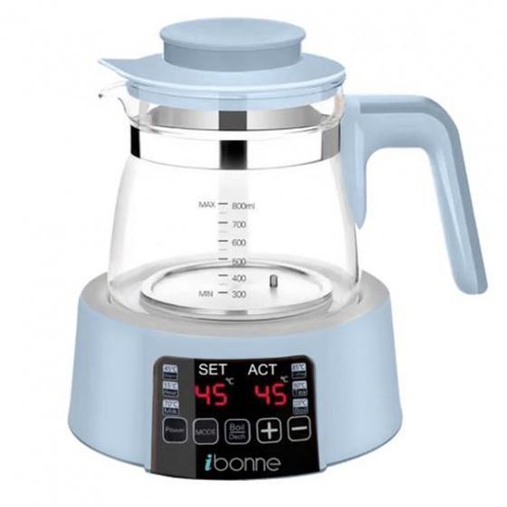 Bình đun nước thông minh 0.8L Ibonne IB-20