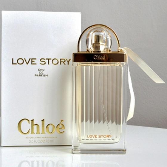 Nước hoa nữ Chloé Love Story EDP 75ml