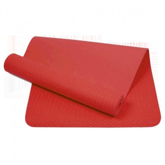 Thảm tập Yoga Zera TPE 1 lớp 8mm - tặng kèm túi thảm