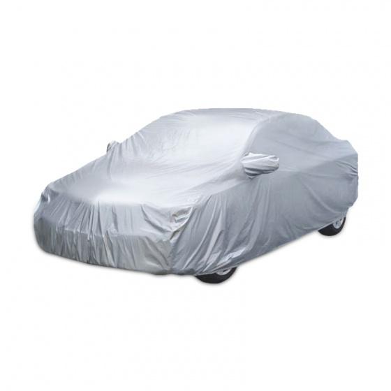 Bạt phủ ô tô CIND CK-105 4 chỗ thường size C 3 lớp PP