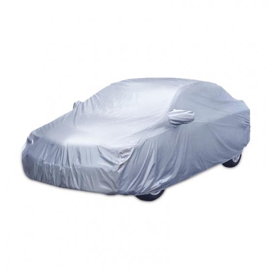 Bạt phủ ô tô CIND CD-525 4 chỗ thường size C 2 lớp PVC+PP
