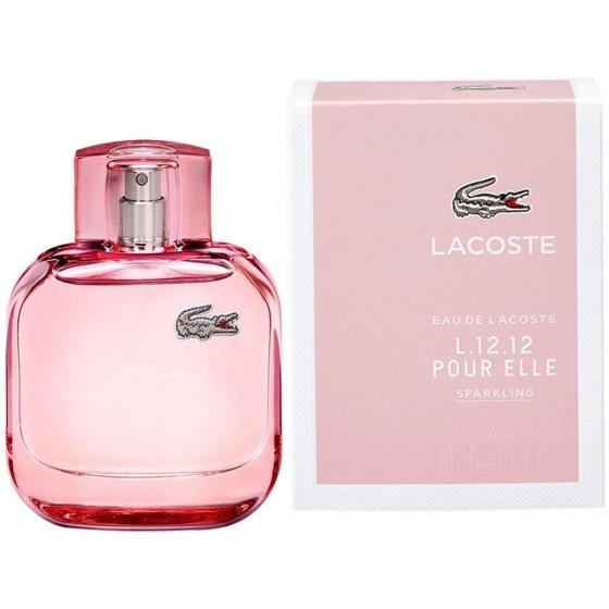 Nước hoa nữ Lacoste L.12.12 Pour Elle Sparkling 30ml
