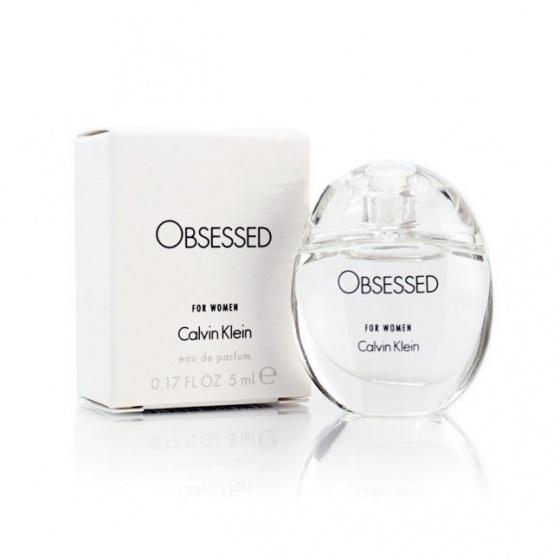 Nước hoa nữ mini Calvin Klein Obsessed For Women EDP 5ml