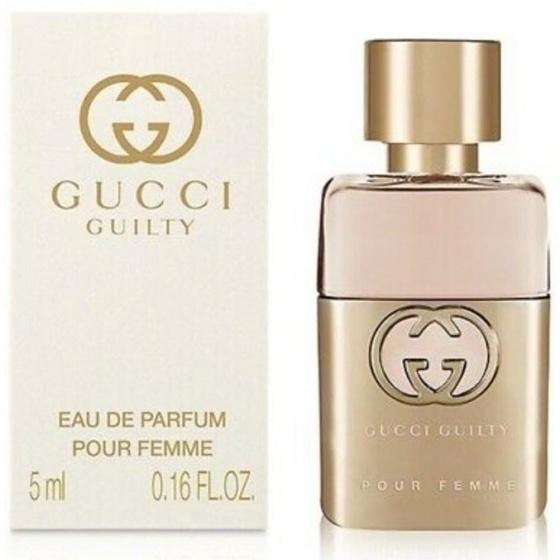 Nước hoa nữ mini Gucci Guilty EDP Pour Femme 5ml