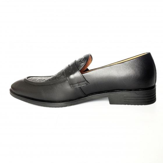 Giày nam công sở da bò  - Geleli