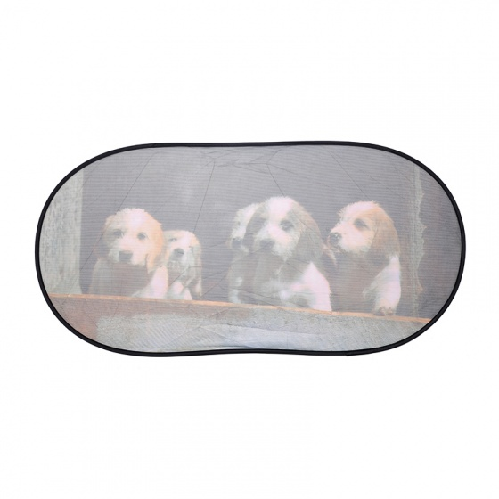 Che nắng ô tô kính sau NB LX-R006 hình chó con