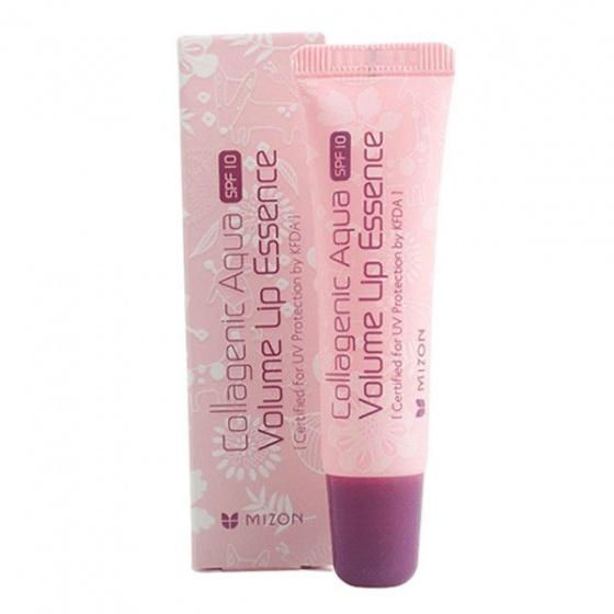 Tinh chất dưỡng môi Mizon Collagen Aqua Volume Lip Essence 10ml