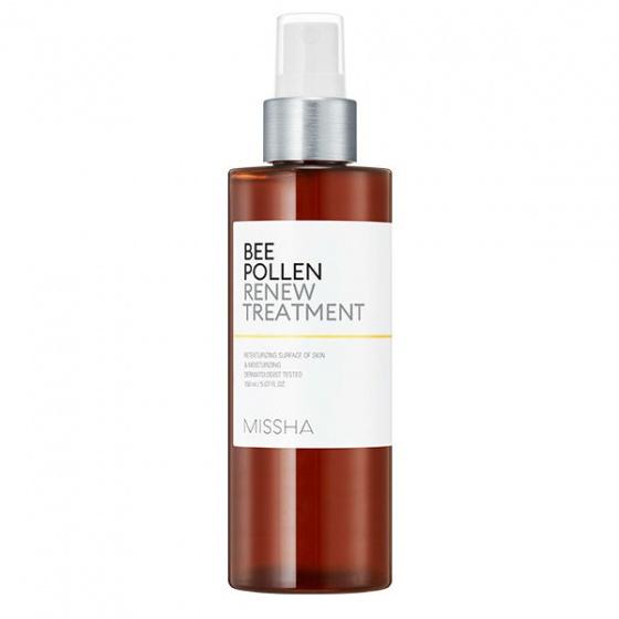 Xịt khoáng Missha Bee Pollen Renew Treatment 150ml
