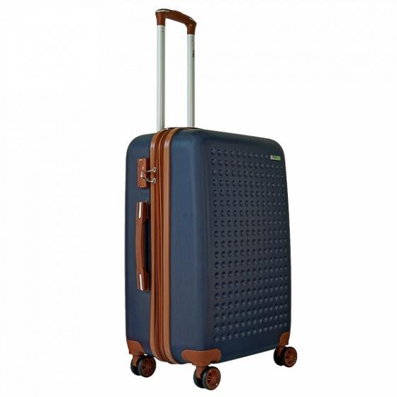 Vali du lịch cỡ trung Trip P803A size 60cm xanh đen