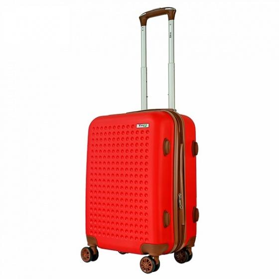 Vali chính hãng Trip P803A size 50cm 20 inch đỏ (Tặng gối cổ)