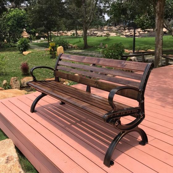 Ghế công viên sang trọng GCV-03