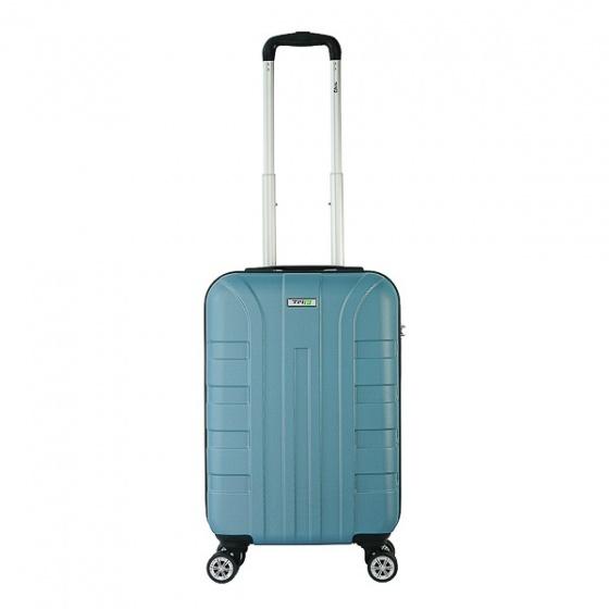 (DEAL ĐỘC QUYỀN) Vali nhựa kéo Trip P12 Size 50cm xanh bạc