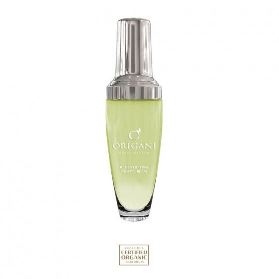 Kem dưỡng đêm tái sinh Origani - Regenerating Night Cream 50ml