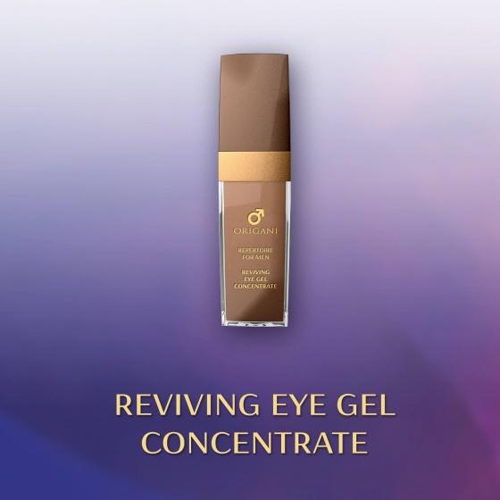 Gel chăm sóc và phục hồi mắt Origani - Reviving Eye Gel Concentrate 30ml