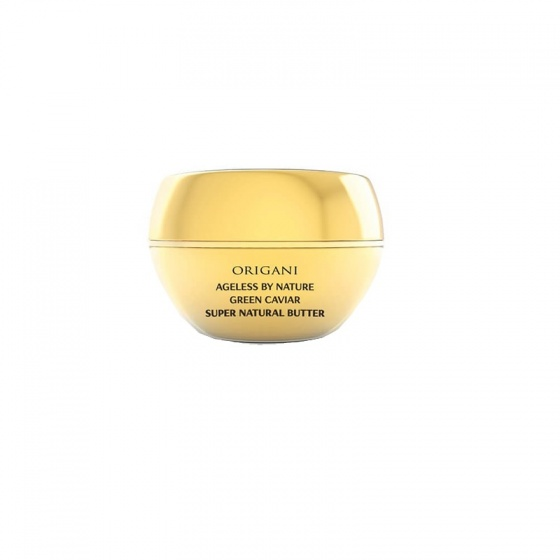 Bơ dưỡng da từ rong nho Origani - Green Caviar Super Natural Butter 50g