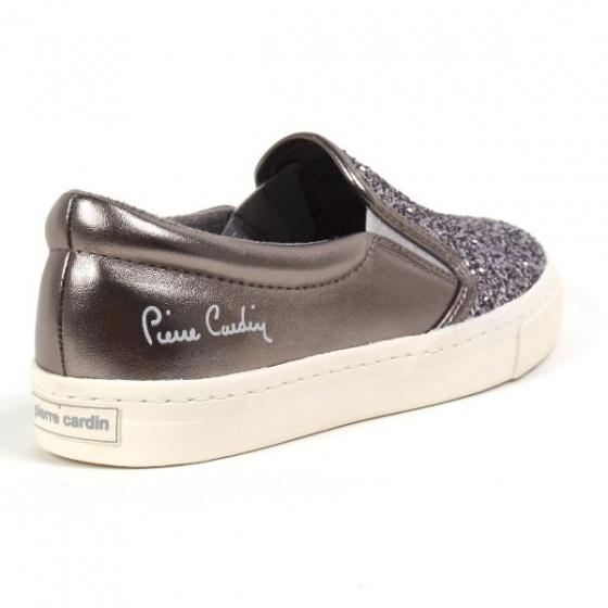 Giày lười nữ Pierre Cardin - PCWFWSC099PUR màu tím