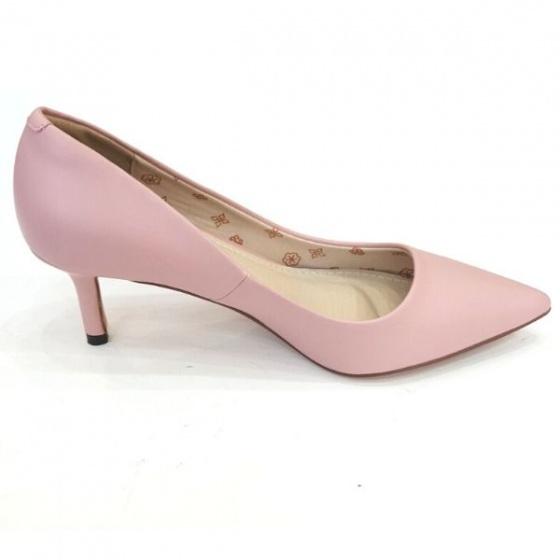 Giày cao gót nhọn Pierre Cardin PCWFWSC084PIN màu hồng