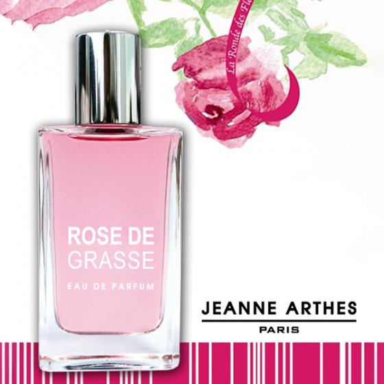 Combo nước hoa nữ La Ronde Des Fleurs Rose De Grasse and Vanille Tropicale EDP 30 ML