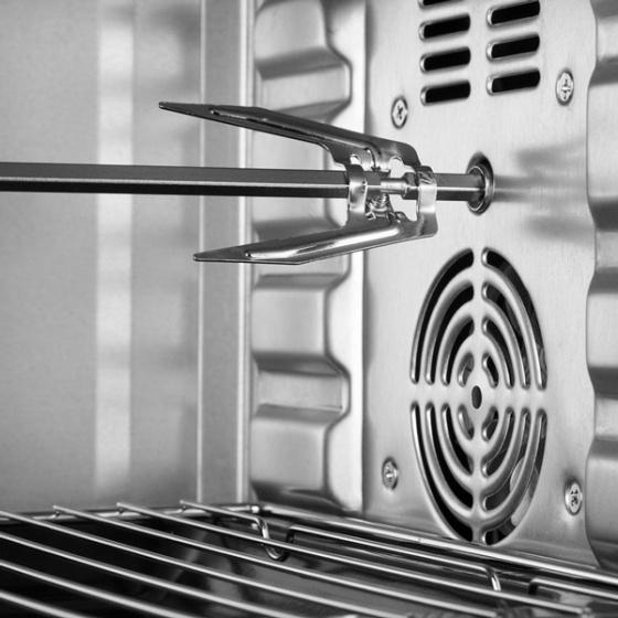 Lò nướng điện đối lưu Tiross 43 lit ts962