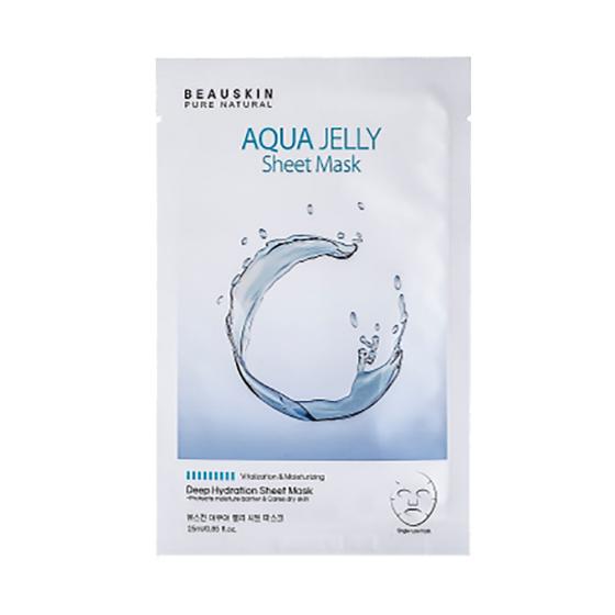 Mặt nạ cấp ẩm sâu Aqua Jelly Sheet Mask