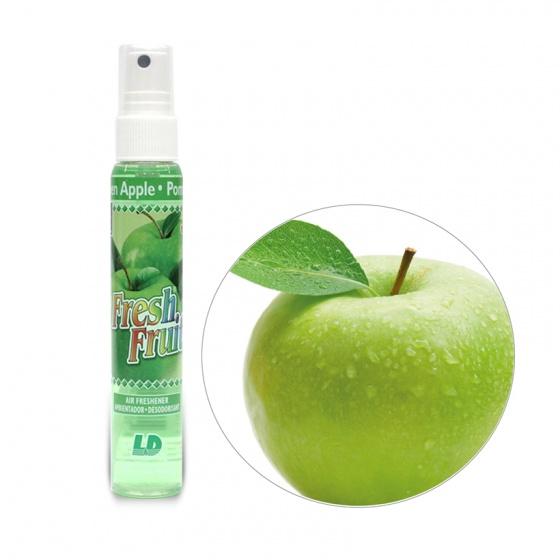 Nước hoa ô tô dạng xịt LD FRESH FRUIT Green Apple 60ml