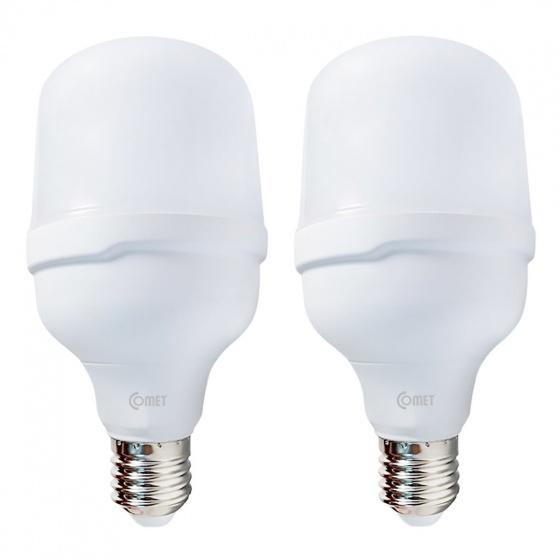 Bộ 02 bóng Led Bulb Comet Fighter CB02F018 18W - ánh sáng trắng