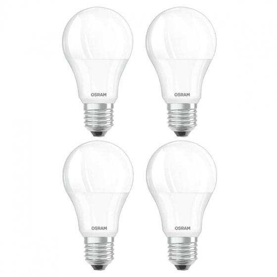 Bộ 04 bóng Bulb Led Osram 10W - ánh sáng vàng