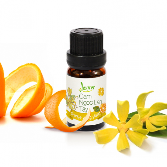 Tinh dầu cam ngọc lan tây Leviter 10ml