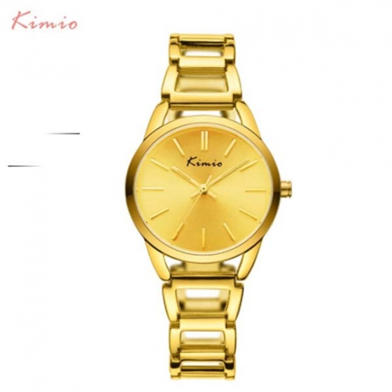 Đồng hồ nữ Kimio K6105 vàng