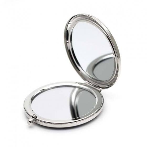 Gương trang điểm bỏ túi 2 mặt
