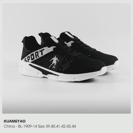 Giày sneakers nam Kuangyao Bel190914