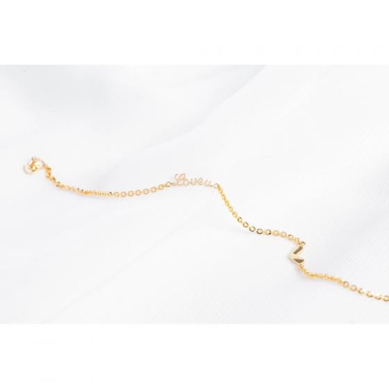 Lắc tay vàng DOJI 18K 0819B-LAL053