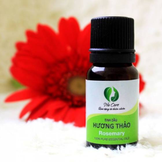 Tinh dầu hương thảo NuCare (10ml)