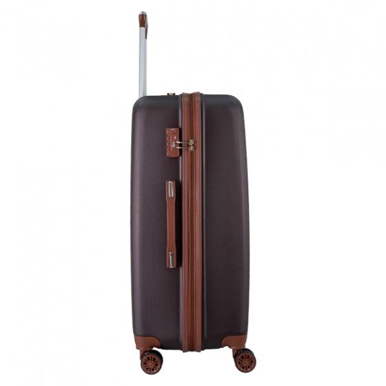 Set 3 vali cao cấp Trip P803A (50cm + 60cm + 70cm) Cafe (tặng 3 gối cổ màu ngẫu nhiên)