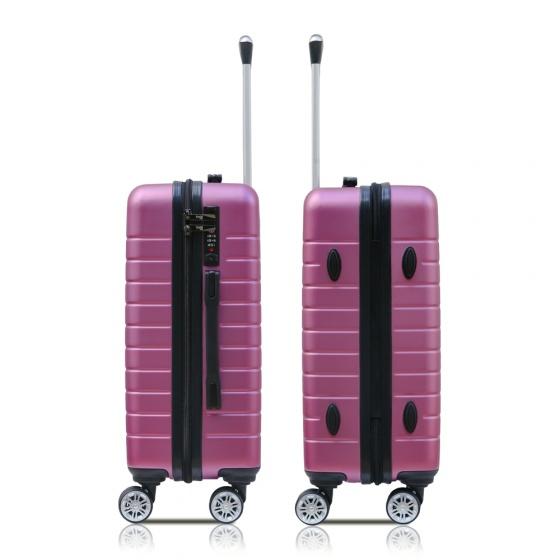 Bộ 2 vali nhựa kéo TRIP PC911 size 20+24inch