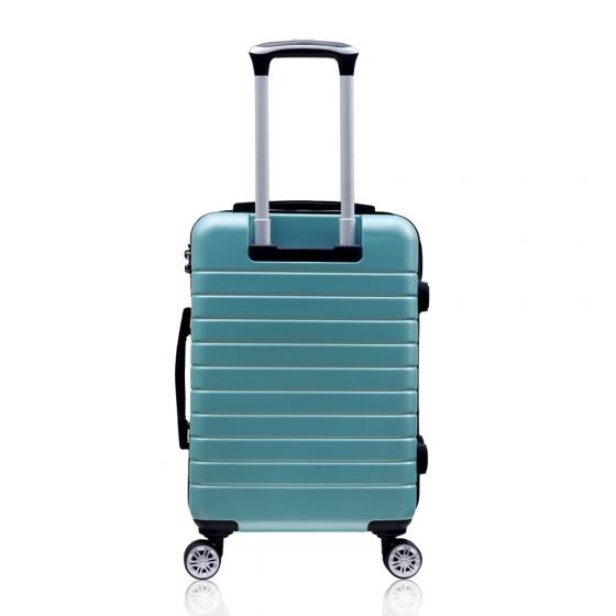 Set 2 vali chống trộm Trip PC911 size 50cm+60cm xanh ngọc (tặng 2 gối cổ màu ngẫu nhiên)