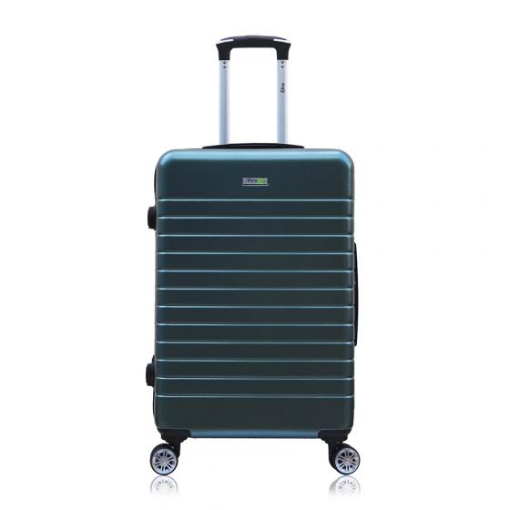 Vali du lịch Trip PC911 size 60cm 24 inch xanh rêu (tặng gối cổ)
