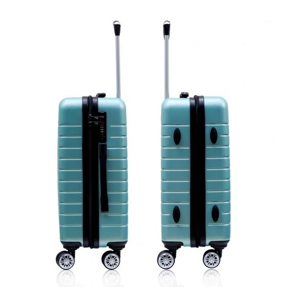 Vali size trung Trip PC911 size 60cm 24 inch xanh ngọc (tặng gối cổ)