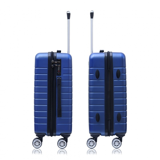 Vali chống trộm Trip PC911 size 60cm xanh dương (tặng 1 gối cổ màu ngẫu nhiên)