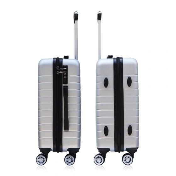 Vali chống trộm Trip PC911 Size 70cm xám bạc (tặng 1 gối cổ màu ngẫu nhiên)