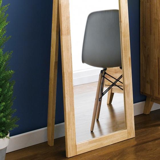 Giá gương NB-Natural gỗ tự nhiên