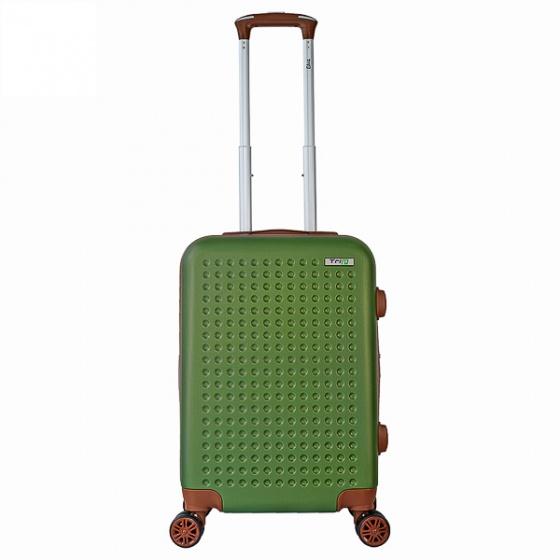 Bộ 3 vali du lịch Trip P803A size 50cm + 60cm + 70cm xanh rêu (tặng 3 gối cổ màu ngẫu nhiên)
