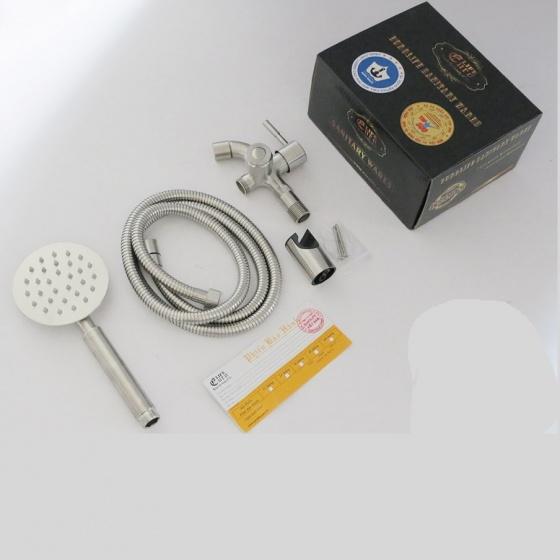 Bộ củ sen lạnh Inox SUS 304 Eurolife EL-SL108 (trắng vàng)