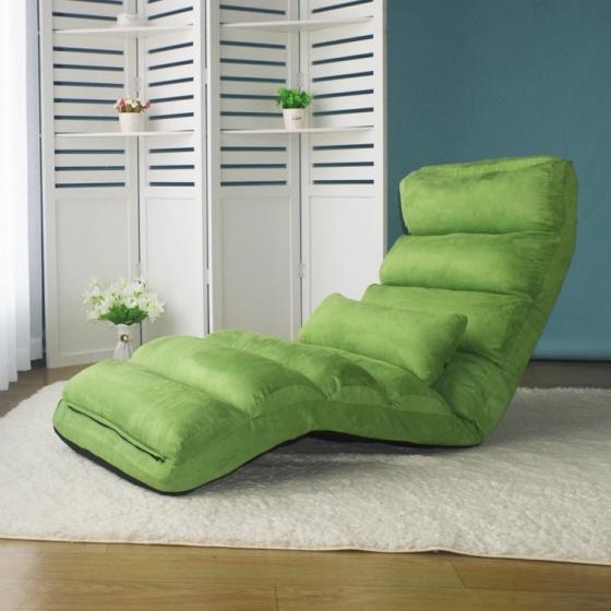 Ghế Sofa bệt thư giãn Tatami Wataku xanh - Nội thất Gọn