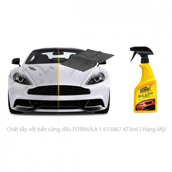 Chất tẩy vết bẩn cứng đầu Formula 1 615867 473ml (hàng Mỹ)