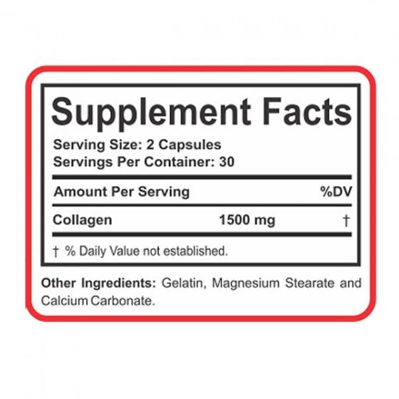 Thực phẩm bảo vệ sức khỏe giúp hỗ trợ chống lão hoá, làm đẹp da Collagen của Mỹ NuBest - hộp 60 viên